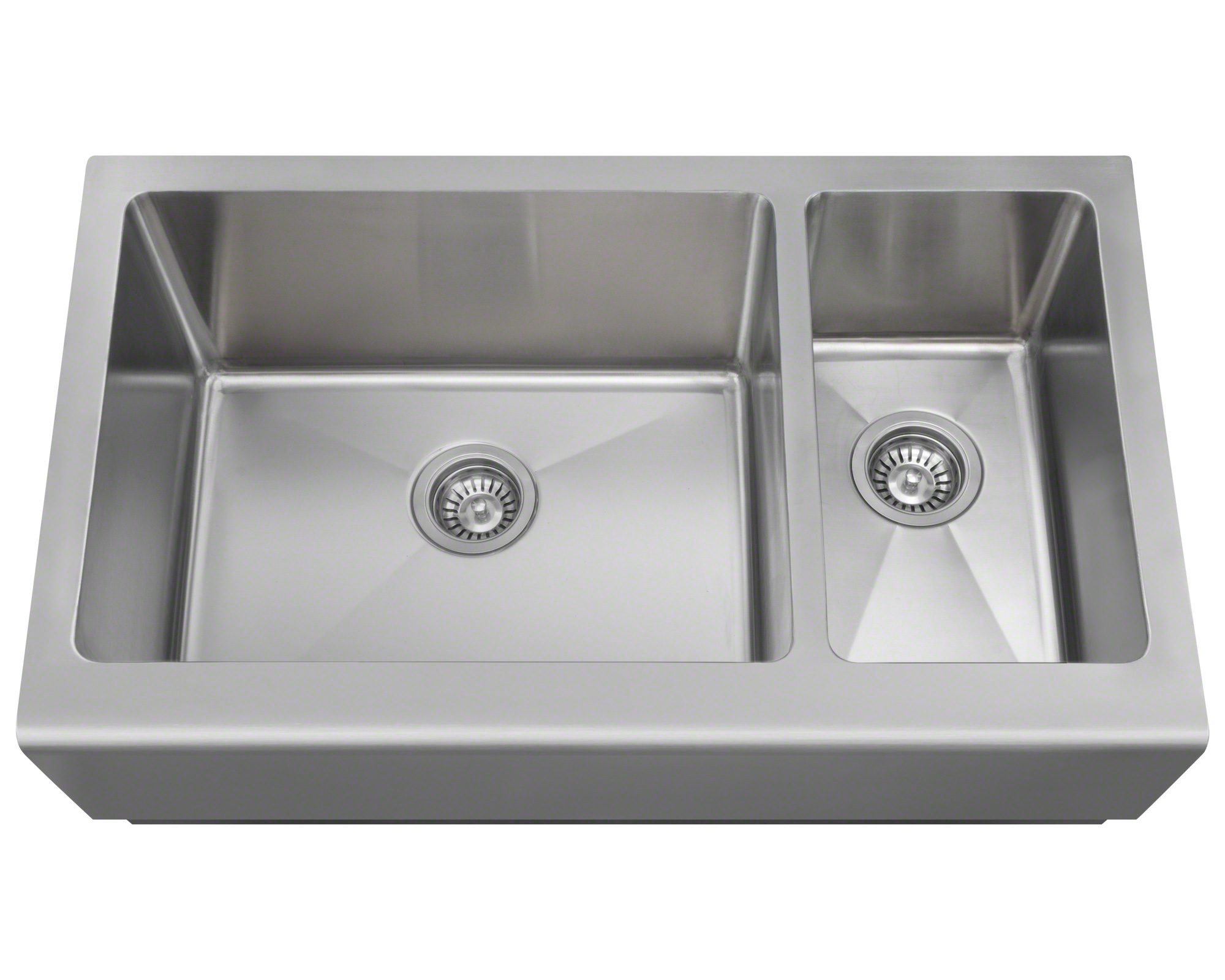 PL704 Offset Apron Sink