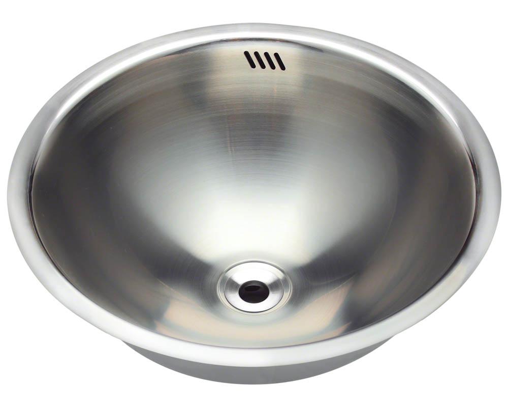 P024 Stainless Steel Bathroom Sink