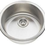 P564-16 Circular Stainless Steel Bar Sink