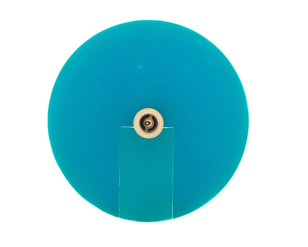 P106TQ Colored Glass Vessel Sink