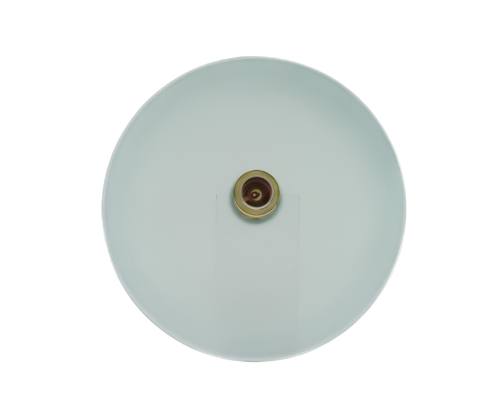 P206 Frosted Glass Vessel Sink
