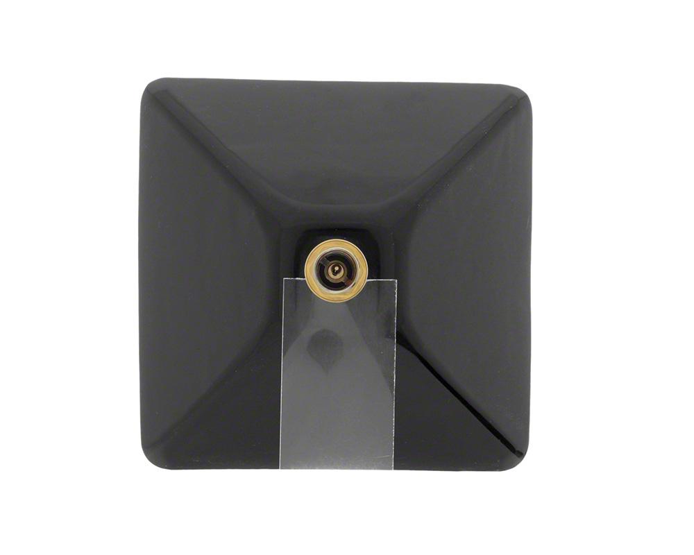 P306BL Dark Colored Glass Vessel Sink