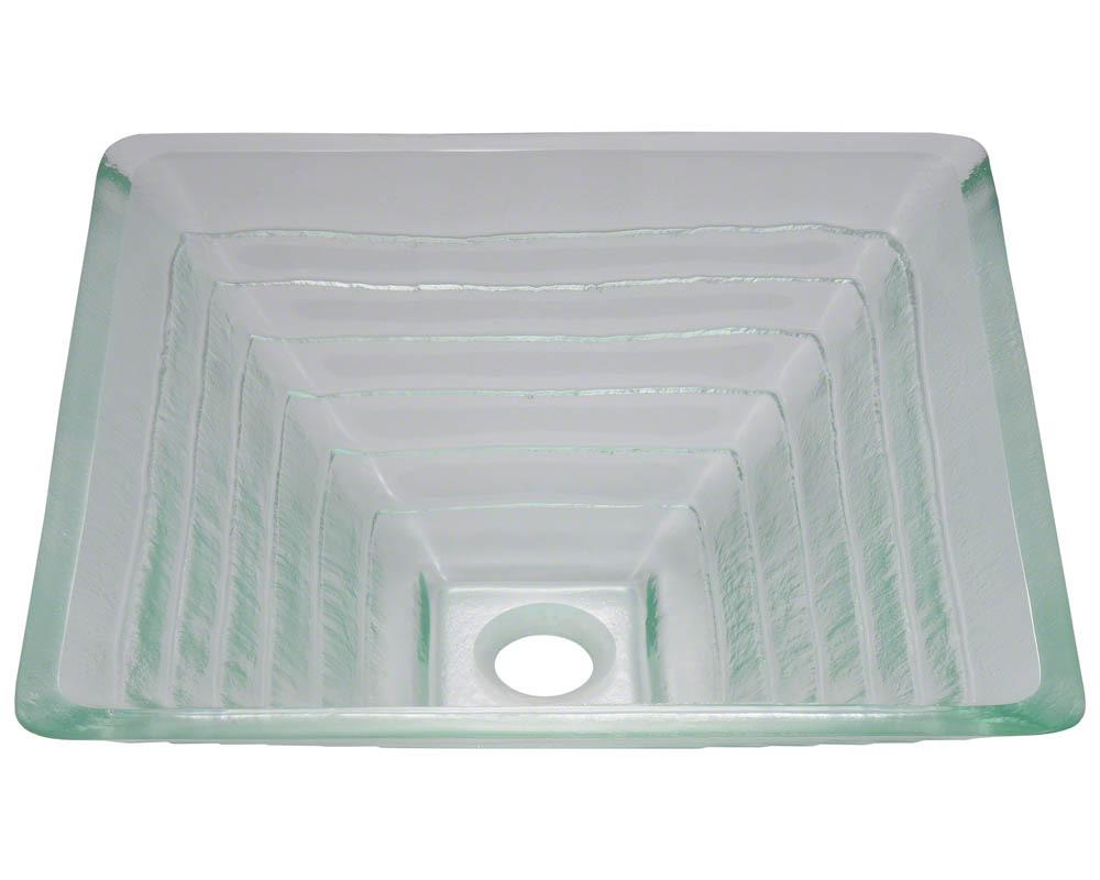 P406 Glass Vessel Sink