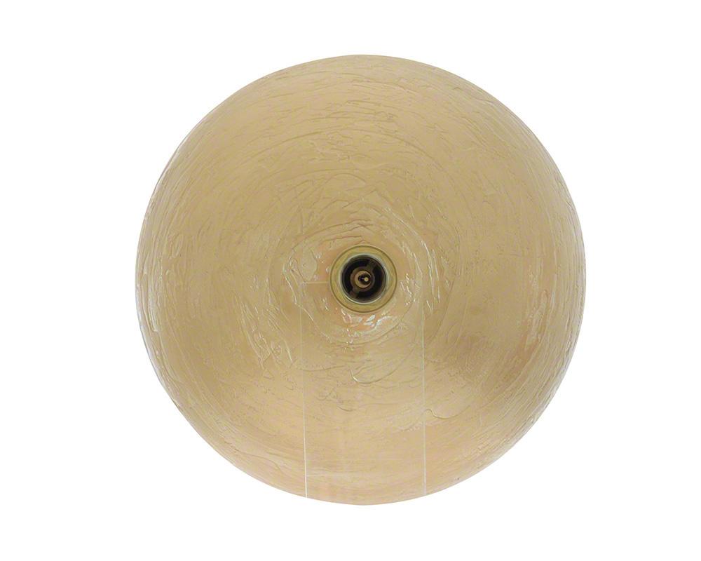 P136 Foil Undertone Glass Vessel Sink