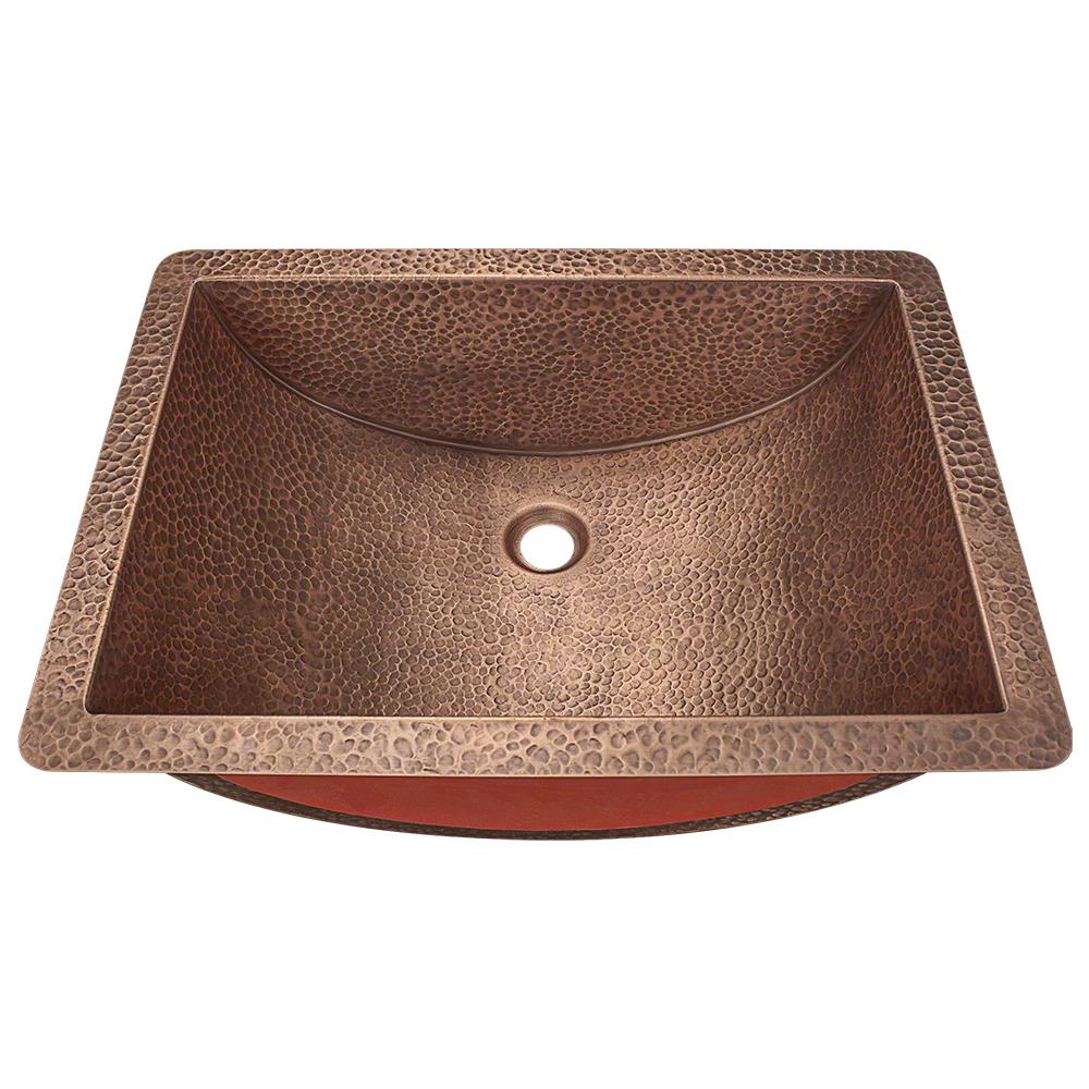 P629 Single Bowl Copper Sink