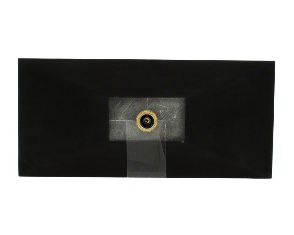 P168 Shanxi Black Vessel Sink