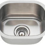 P215 Half Divide Stainless Steel Kitchen Sink