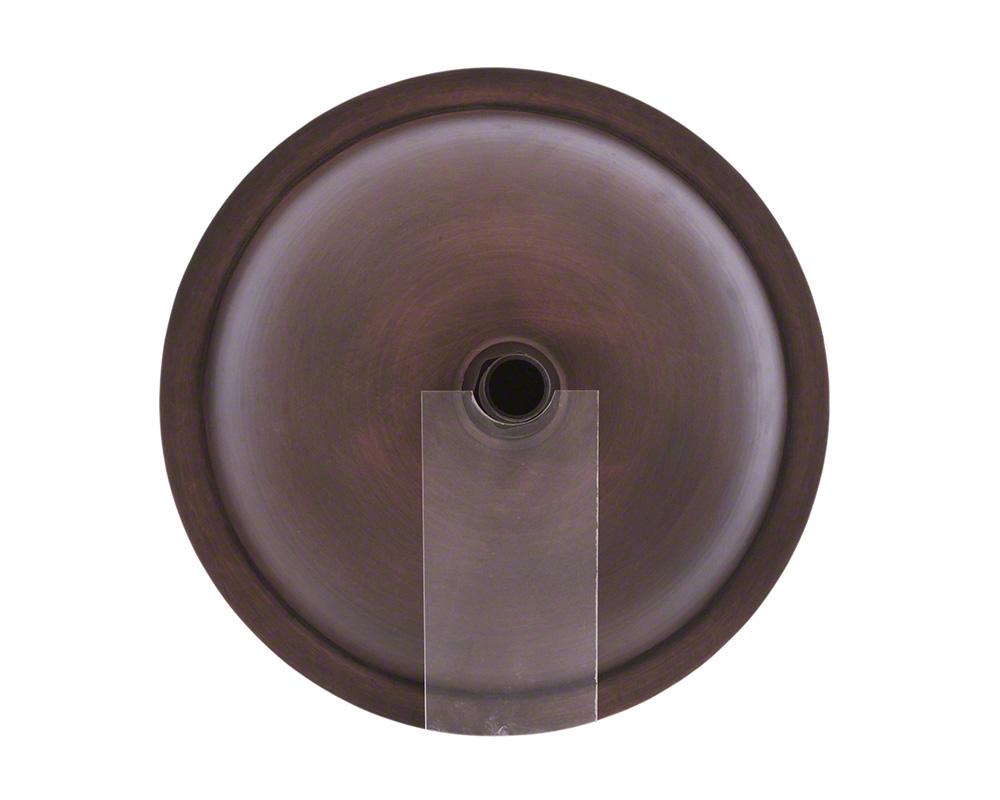P229 Single Bowl Copper Bathroom Sink