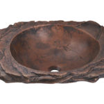 P269 Bronze Drop-In Sink