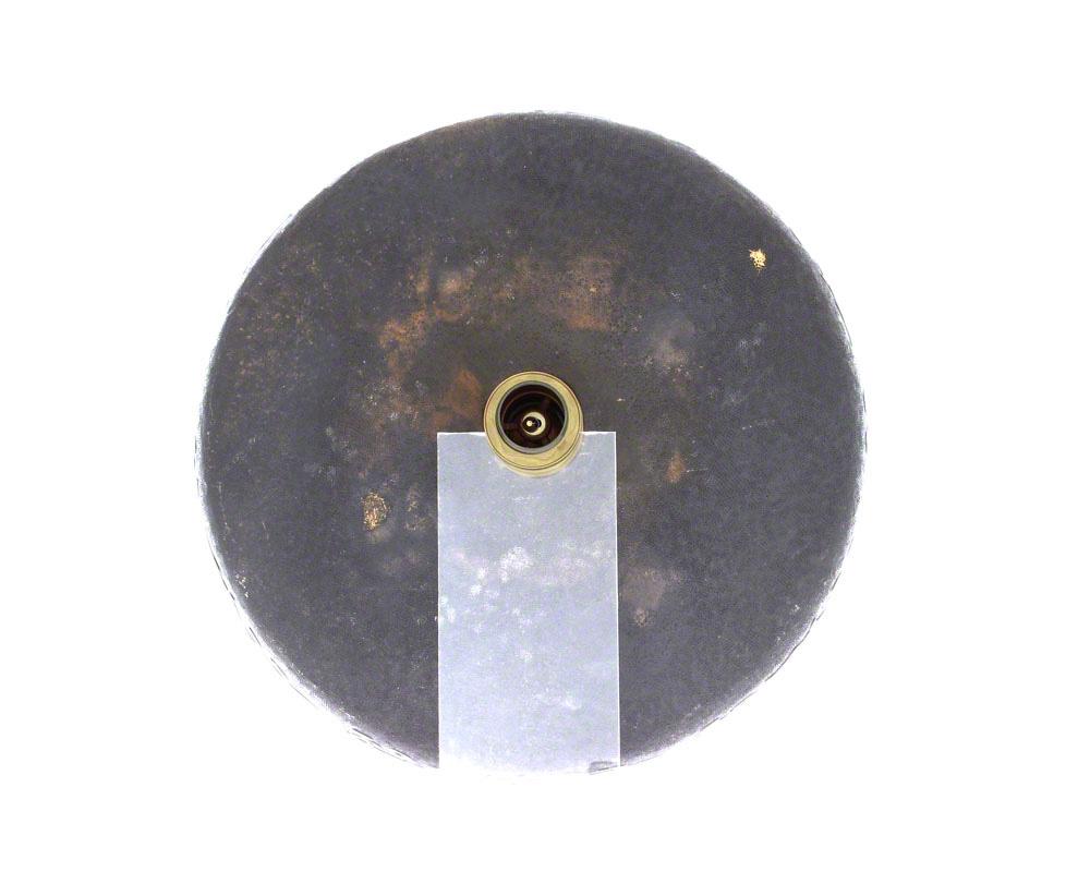 P359 Single Bowl Vessel Bronze Bathroom Sink