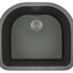 P428BL D-Bowl AstraGranite Sink