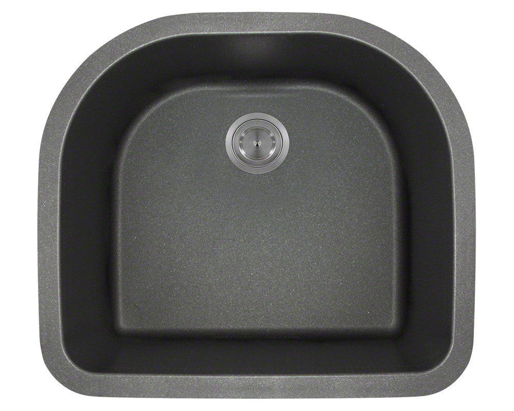 P428BL D-Bowl AstraGranite Sink