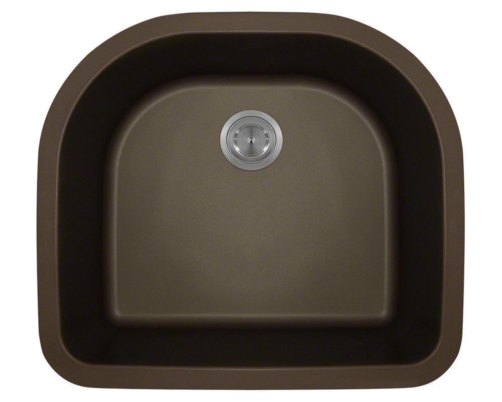 P428M D-Bowl AstraGranite Sink