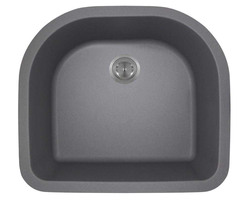 P428S D-Bowl AstraGranite Sink