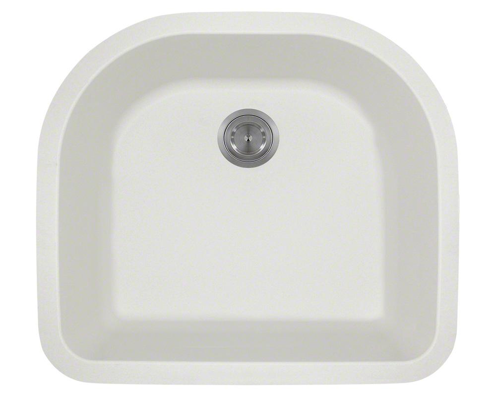 P428W D-Bowl AstraGranite Sink