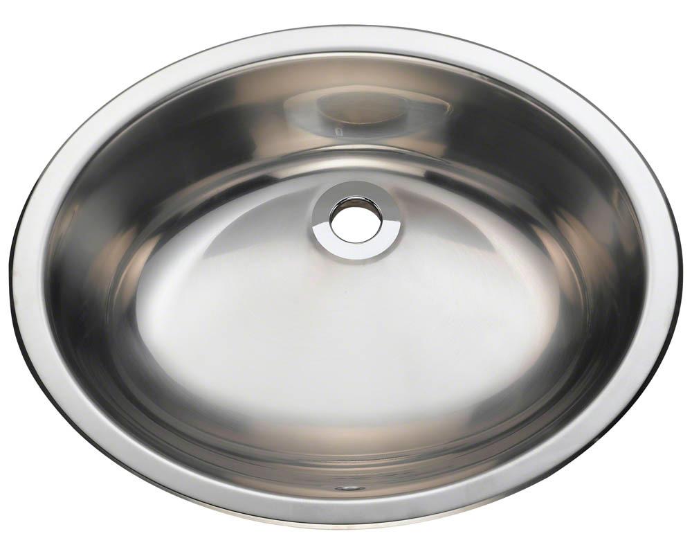 P7191 Stainless Steel Vanity Sink