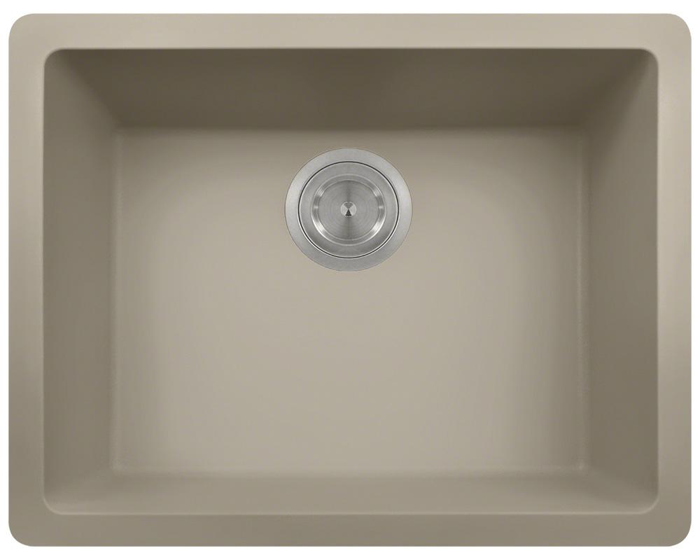 P808ST Single Bowl AstraGranite Sink