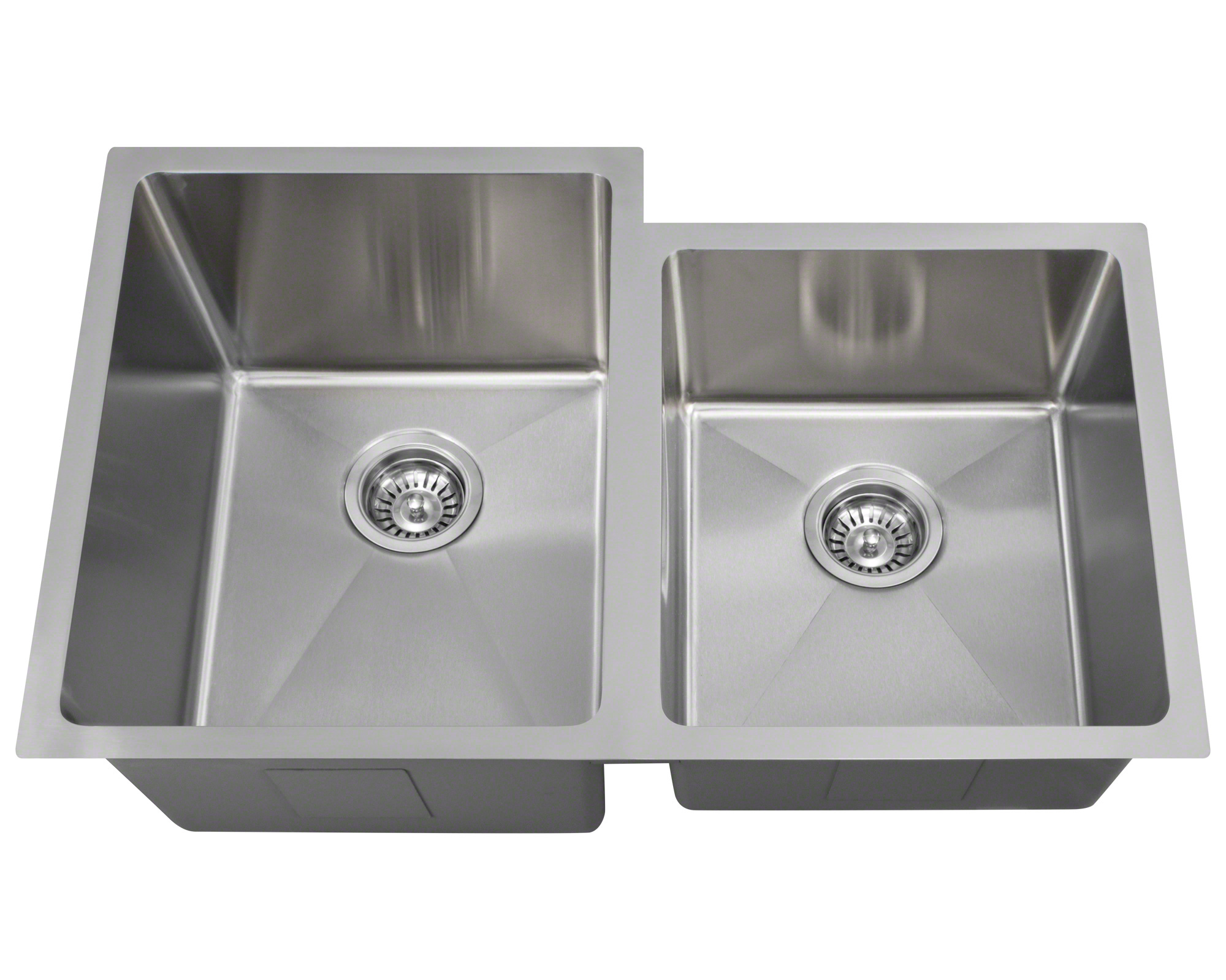 "PL0213 Undermount Offset  3/4"" Radius Sink"