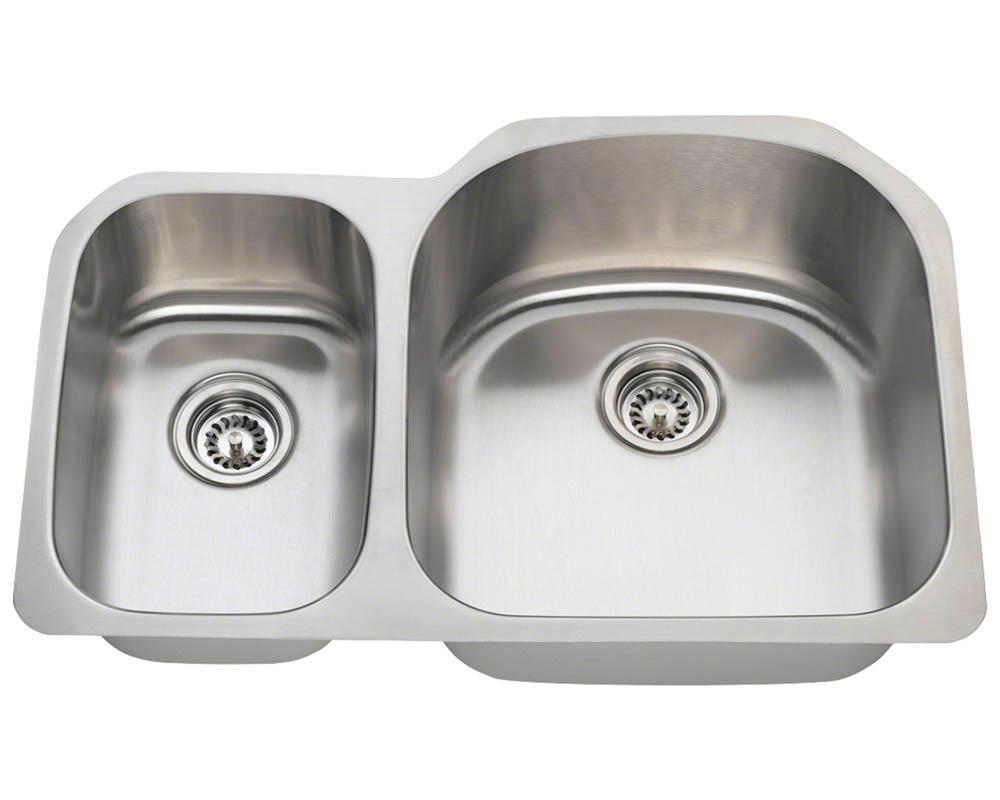 PR1213-16 Stainless Steel Kitchen Sink