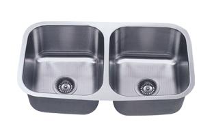 16 Gauge Undermount Kitchen Sink Lb 100 bs esi stainless double 16 gauge undermount kitchen sink click to enlarge workwithnaturefo
