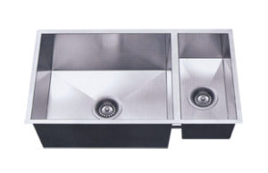 LB-1200 ESI Large Small Stainless Undermount Sink