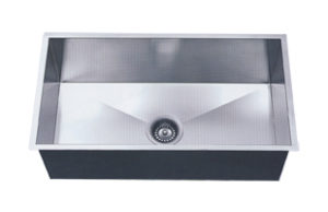 LB-1300 ESI Single Bowl Stainless Undermount Sink