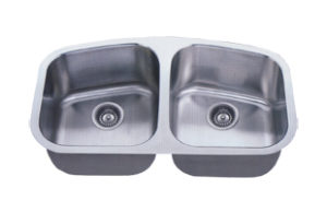 LB-500 ESI Stainless Double Undermount Sink