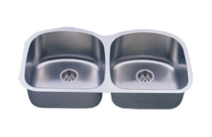 LB-600 ESI Stainless Steel Double Bowl Undermount Sink