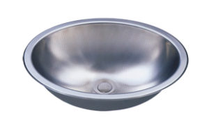 LB-SV-13 ESI Stainless Oval Sink