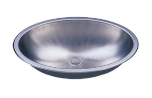 LB-SV-14 ESI Stainless Oval Sink