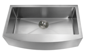 LI-1100 ESI Farmhouse Single Bowl Stainless Sink