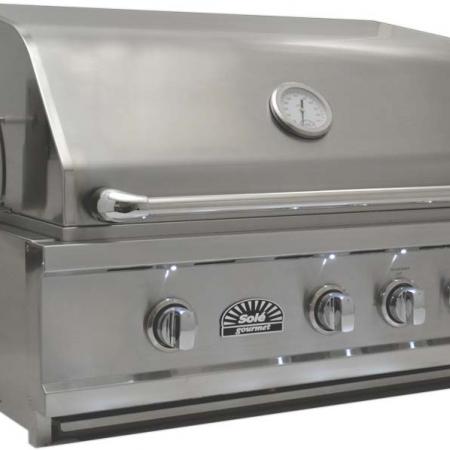 Builtinz BBQ Grill