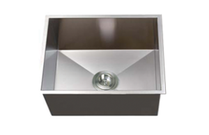 LB-1400 ESI Stainless Square Undermount Sink