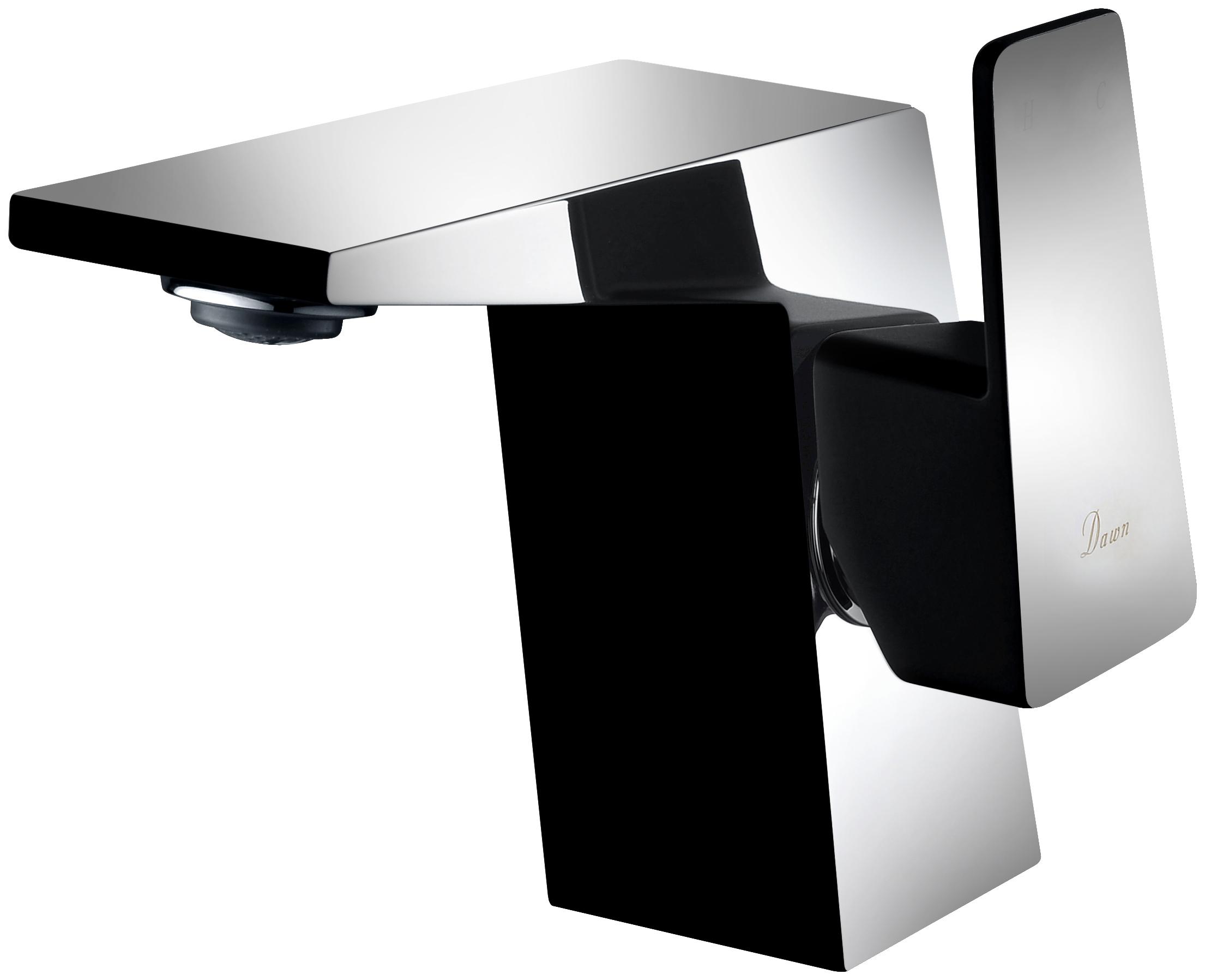 AB41 1470CPMB | Dawn® Single-lever lavatory faucet, Chrome & Matte ...