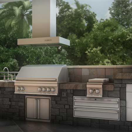 Outdoor Kitchen Appliances »