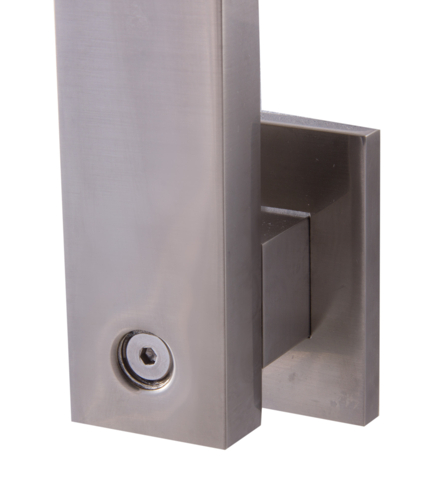 Alfi Brand Ab12gsw Bn Brushed Nickel 12 Square Raised Wall Mounted