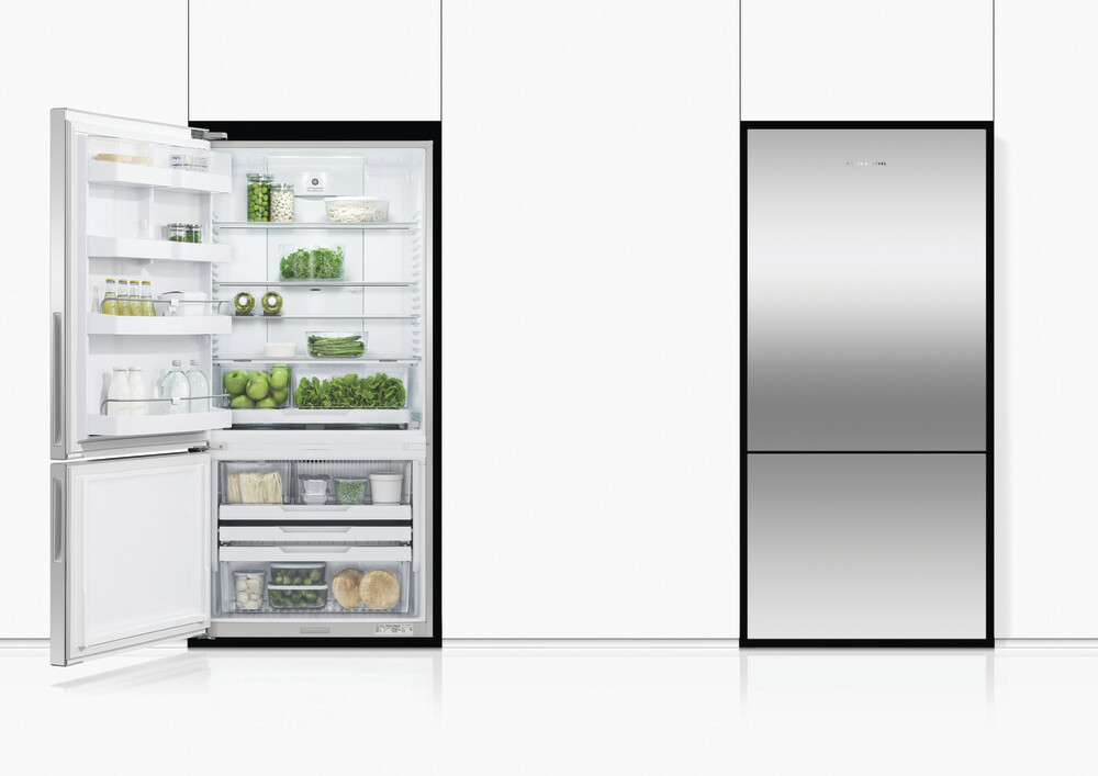 Fisher Paykel Counter Depth Refrigerator 17 5 Cu Ft Rf170blpx6 N Builtinz Products For Kitchen Bath