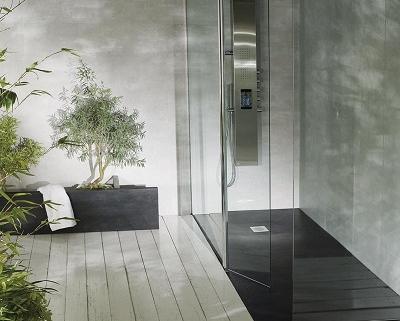 Shower floors- including soft floors