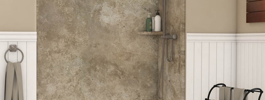 Tub & shower surround products