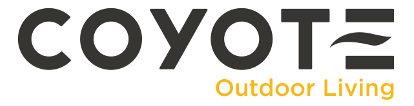 Coyote brand outdoor grills and barbeques