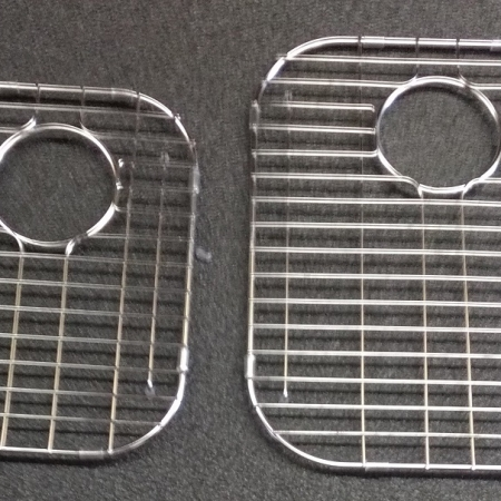 Bottom sink grate for LB-200R