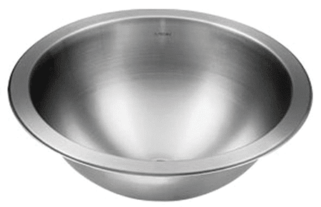 LB-SV-12 ESI Round Stainless Sink