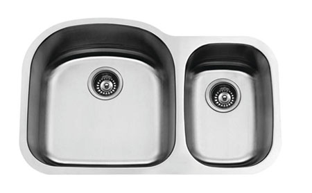 VS-70/30 ESI Stainless Double Bowl Sink
